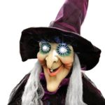 Halloween-Haunters-6-foot-Animated-Standing-Scary-Evil-Wicked-Witch-Broomstick-Prop-Decoration-Turning-Body-Head-Speaks-Cackles-LED-Eyes-0-1