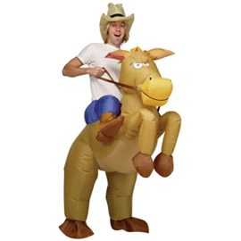 Halloween-Inflatable-Cowboy-Outfit-Horse-Fancy-Dress-Costume-Stag-Night-P-0