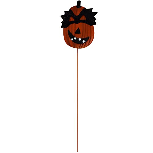 Halloween-Yard-Stake-Decorations-Pumpkin-Jack-o-Lantern-Metal-Garden-Yard-Signs-Set-of-4-Outdoor-Party-Decor-By-Gift-Boutique-0-1