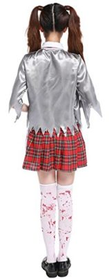 Halloween-Zombie-Costume-Schoolgirl-Costume-Bloody-Student-Uniform-Outfit-Cosplay-0-0
