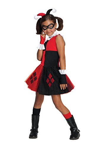 Harley Quinn Toddler And Girls Sizes Kids Child Youth Batman Costume