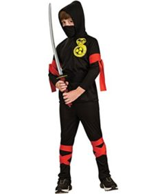 Haunted-House-Childs-Black-Ninja-Costume-0