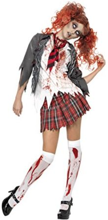 High-School-Horror-Zombie-Schoolgirl-Costume-Ladies-Halloween-0
