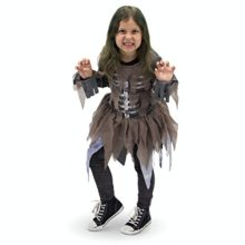Hungry-Zombie-Girls-Halloween-Costume-Dead-Bride-Kids-Dress-Up-Roleplay-Cosplay-0