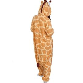 Ikerenwedding-Unisex-Giraffe-Pajamas-Adult-Onesie-Halloween-Cosplay-Costume-0-0