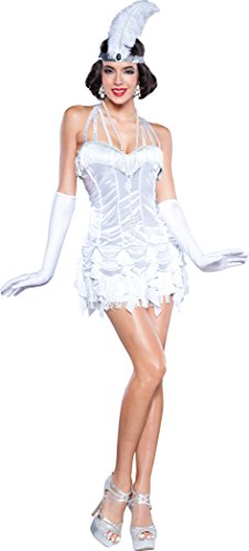 InCharacter Costumes Women's Charleston Cutie Flapper Costume