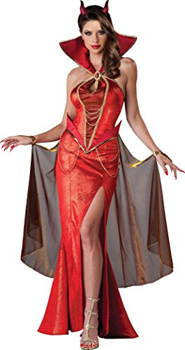 InCharacter Costumes Women's Devilish Delight