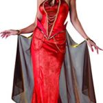 InCharacter-Costumes-Womens-Devilish-Delight-RedGold-Small-0