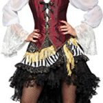 InCharacter-Costumes-Womens-High-Seas-Treasure-Pirate-Costume-BlackRedWhite-Small-0