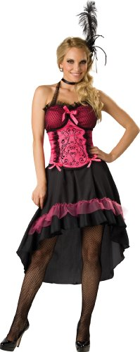InCharacter Costumes Women's Saloon Gal Costume
