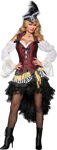 InCharacter – High Seas Treasure Pirate Costume
