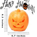 Jack-O-Lantern-Halloween-Pumpkin-Decor-Lantern-with-Battery-Operated-Adjustable-Timer-Function-for-Halloween-Decorations-by-HANPURE-0-2