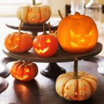 Jack-O-Lantern-Halloween-Pumpkin-Decor-Lantern-with-Battery-Operated-Adjustable-Timer-Function-for-Halloween-Decorations-by-HANPURE-0-3