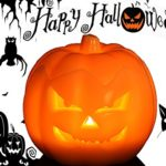 Jack-O-Lantern-Halloween-Pumpkin-Decor-Lantern-with-Battery-Operated-Adjustable-Timer-Function-for-Halloween-Decorations-by-HANPURE-0-5