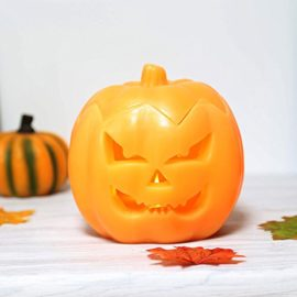 Jack-O-Lantern-Halloween-Pumpkin-Decor-Lantern-with-Battery-Operated-Adjustable-Timer-Function-for-Halloween-Decorations-by-HANPURE-0-6