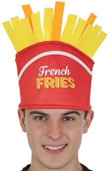 Jacobson-Hat-Company-French-Fries-Novelty-Food-Hat-0