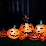 Joiedomi-Halloween-Inflatable-Blow-Up-7-Pumpkins-with-Witchs-Cat-8-Ft-Wide-0-0