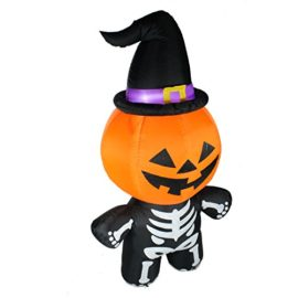 Joiedomi-Halloween-Inflatable-Blow-Up-Pumpkin-Skeleton-with-a-Witch-Hat-for-Halloween-Outdoor-Decoration-5-ft-Tall-0-1