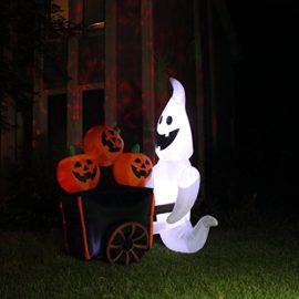 Joiedomi-Halloween-Inflatable-Blow-up-Ghost-Pushing-Cart-of-Pumpkins-6-Ft-Tall-4-Ft-Wide-0-0