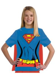 Justice-League-Childs-Supergirl-100-Cotton-T-Shirt-0
