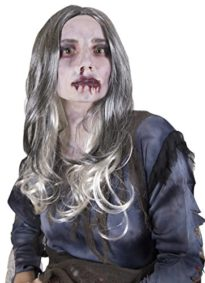 Kangaroos-Halloween-Accessories-Zombie-Queen-Wig-0