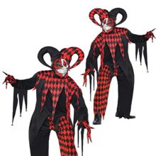 Krazed-Jester-Child-Costume-Medium-0