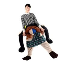 LUCKSTAR-Halloween-Piggyback-Ride-On-Riding-Shoulder-Adult-Costume-Cosplay-Christmas-Costumes-for-Christmas-Halloween-Cosplay-Birthday-Party-0