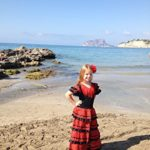 La-Senorita-Spanish-Flamenco-Dress-Fancy-Dress-Costume-Girls-Kids-Black-Red-0-0