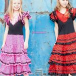 La-Senorita-Spanish-Flamenco-Dress-Fancy-Dress-Costume-Girls-Kids-Black-Red-0-1