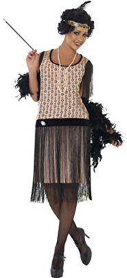 Ladies-Fancy-Party-Dress-1920s-Charleston-Coco-Flapper-Costume-Complete-Outfit-0