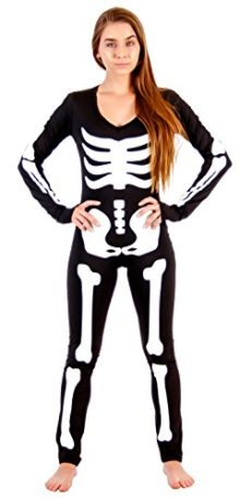 Lady-Skeleton-Body-Suit-Spandex-Costume-0