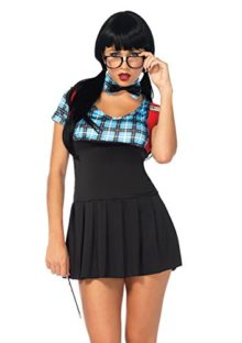 Leg-Avenue-4-Piece-Naughty-Nerd-Keyhole-Collar-Dress-Set-0