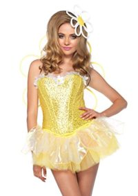 Leg-Avenue-Costumes-4PcDaisy-Doll-Includes-Corset-Tutu-Wings-Headpiece-with-Led-0