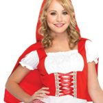 Leg-Avenue-Juniors-2-Piece-Red-Hiding-Hood-Costume-0-0