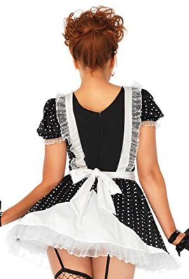 Leg-Avenue-Womens-2-Pc-Sexy-French-Maid-Costume-0-0