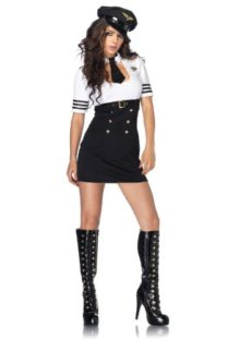 Leg-Avenue-Womens-2-Piece-Captain-Keyhole-Dress-With-Tie-And-Matching-Hat-0