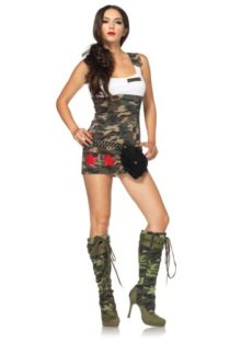 Leg-Avenue-Womens-Combat-Cutie-Features-Tank-Dress-0