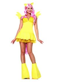 Leg-Avenue-Womens-My-Little-Pony-Friendship-Is-Magic-6-Piece-Fluttershy-0