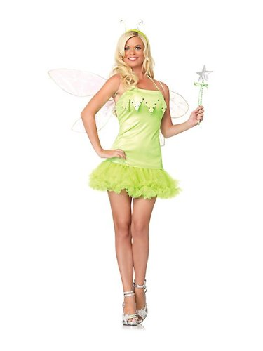 Leg Avenue Women's Pixie Dust Fairy Dress