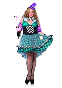 Leg-Avenue-Womens-Plus-Size-4-Piece-Manic-Mad-Hatter-Plus-Size-0
