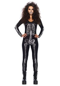 Leg-Avenue-Womens-X-Ray-Skeleton-Catsuit-Costume-0