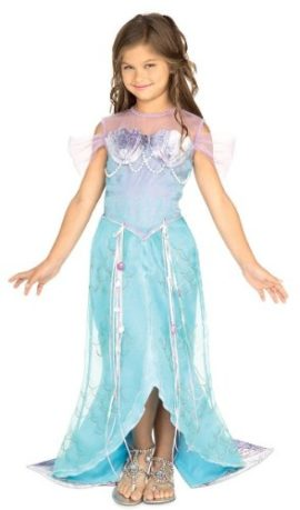 Lets-Pretend-Childs-Deluxe-Mermaid-Costume-0-0