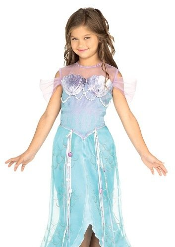 Let's Pretend Child's Deluxe Mermaid Costume