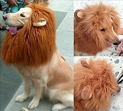 Looching-1Pcs-Brown-Lion-Mane-Costume-Big-Dog-Lion-Mane-Wig-Large-Dog-Costumes-Wig-Pet-Festival-Halloween-Party-Fancy-Hair-Clothes-Dress-with-EarsNeck-Within-80-Cmadjustable-0