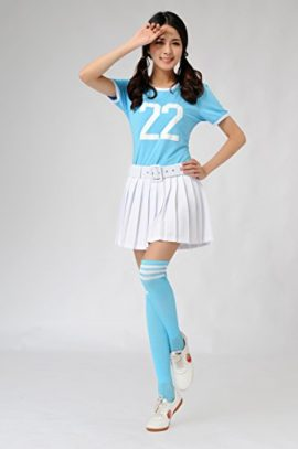 Losorn-Women-Girls-Musical-Uniform-Glee-Club-Fancy-Dress-Cheerleader-Outfit-0-1