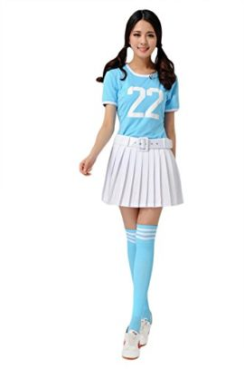 Losorn-Women-Girls-Musical-Uniform-Glee-Club-Fancy-Dress-Cheerleader-Outfit-0