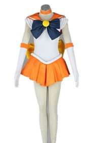 Love-Anime-Girl-Woman-Skirt-Dress-Uniform-Cosplay-Costume-7-Pcs-Set-0