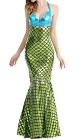 M2MO-Womens-Costumes-Halloween-Costumes-Cosplay-Mermaid-Dress-0