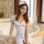 MEshop-Womens-Naughty-Uniform-Sexy-Nurse-Costume-Lingerie-Bodydoll-0-3