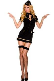MUSIC-LEGS-Mile-High-Club-Stewardess-0